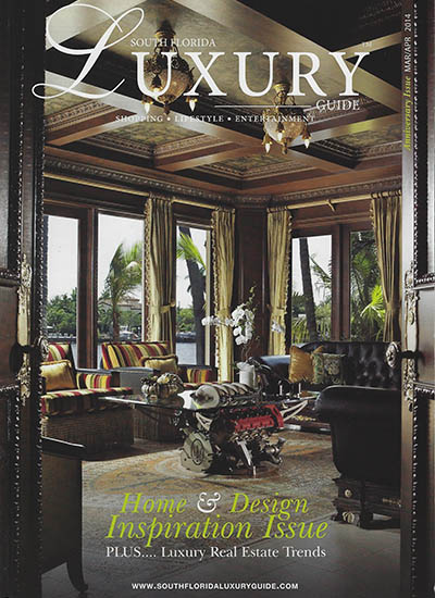 Press michele safra interiors
