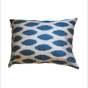 IKAT Silk Cushion
