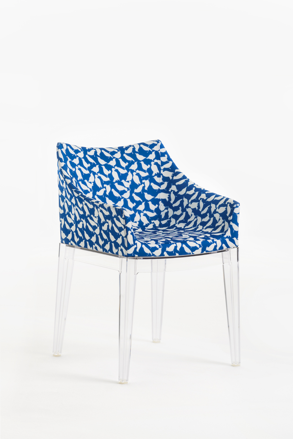 Crystal Frame Uccellini Chair