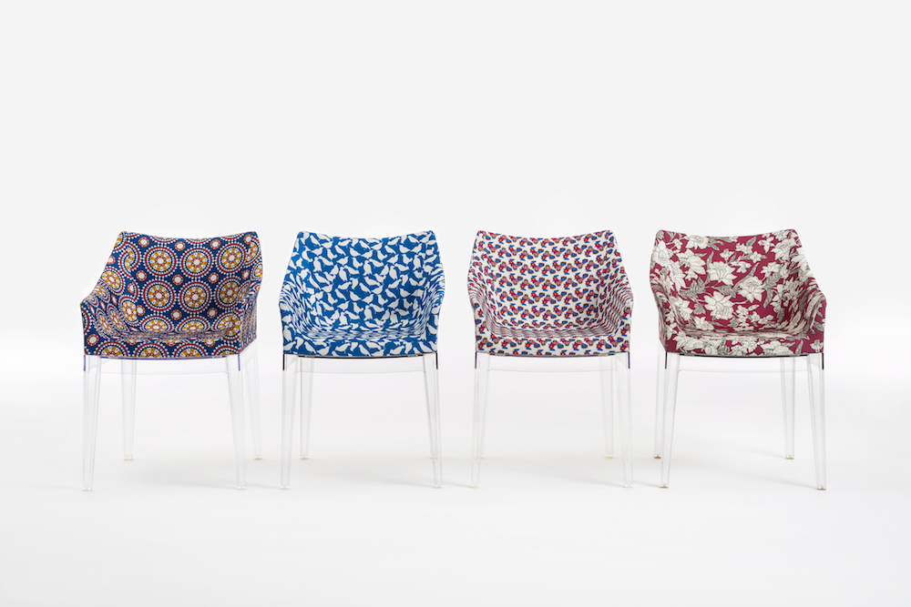 La Double J - Kartell Madame Crystal Frame Chair