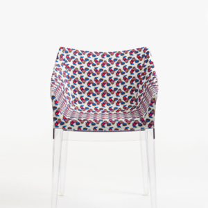 Crystal Frame Galletti Chair