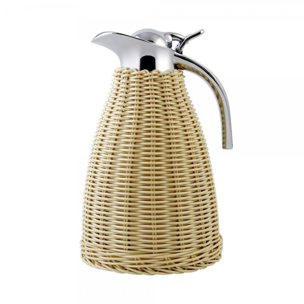 Rattan-wrapped-Thermos
