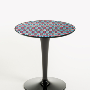 TipTop Black Pic-Nic Table