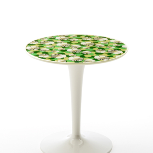 TipTop White-Ninfea Table