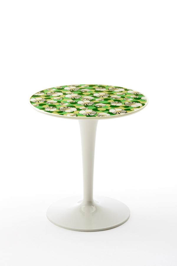 TipTop White-Ninfea Table