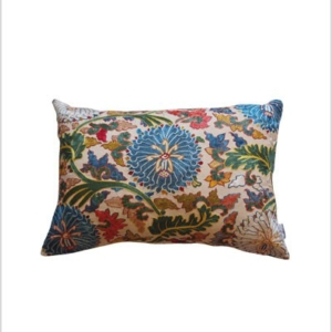 Suzani silk cushion