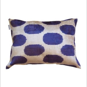 IKAT decor pillow