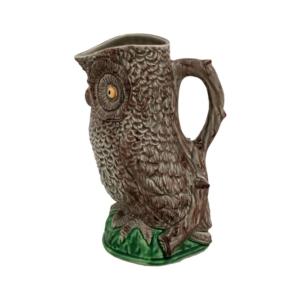 OWL PITCHER_Bordallo Pinheiro