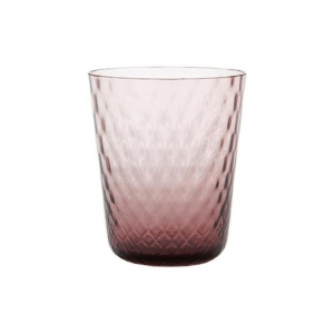 VENEZIANO TUMBLER - amethyst (SET OF 6)