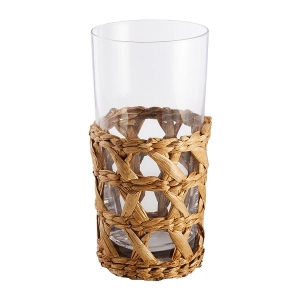 Seagrass sleeve tall tumbler