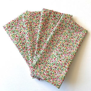 Set of 4 Fiorellino napkins