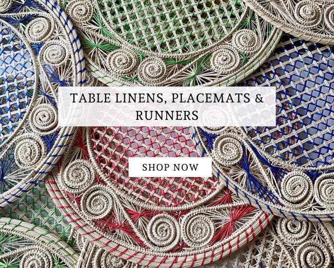 TABLE LINENS, PLACEMATS & RUNNERS - michelesafra.net