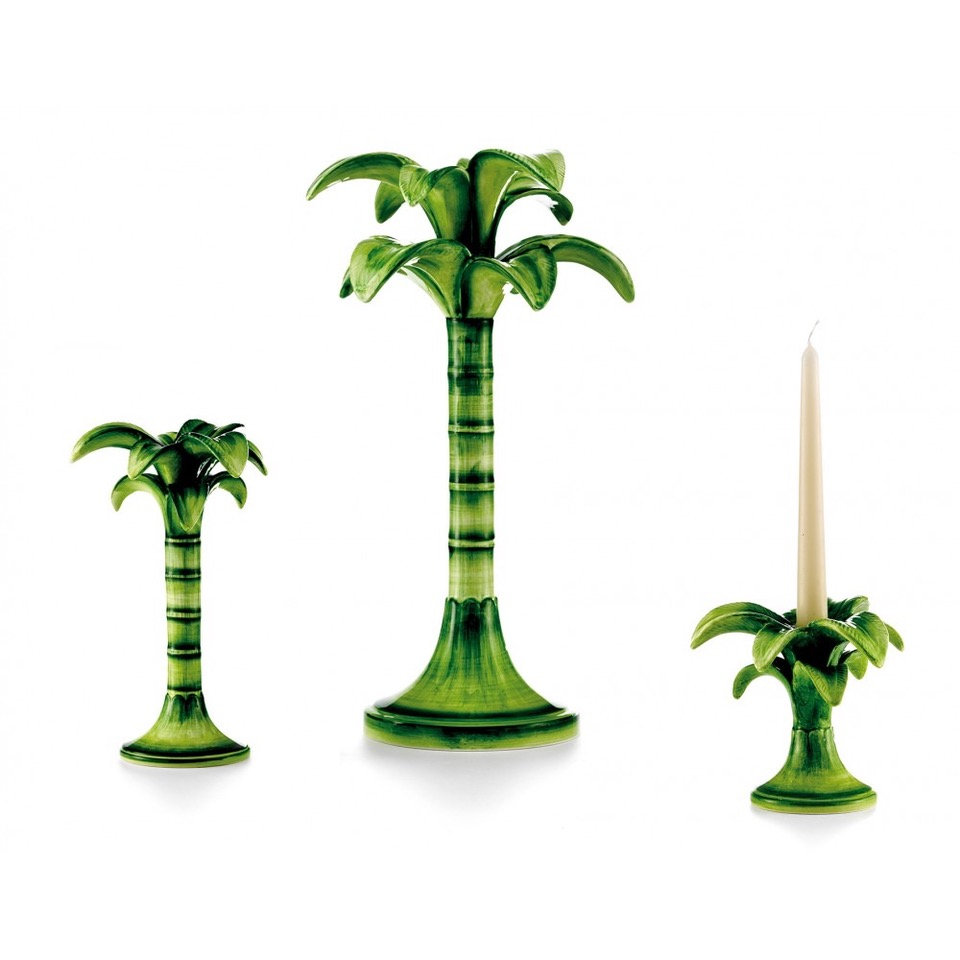 palms candelabra