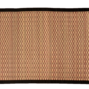 handwoven straw placemats