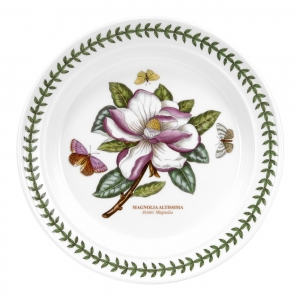 Magnolia plate from Botanic Garden