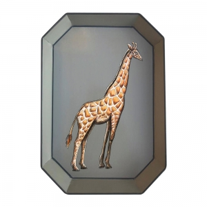 Giraffe iron Tray